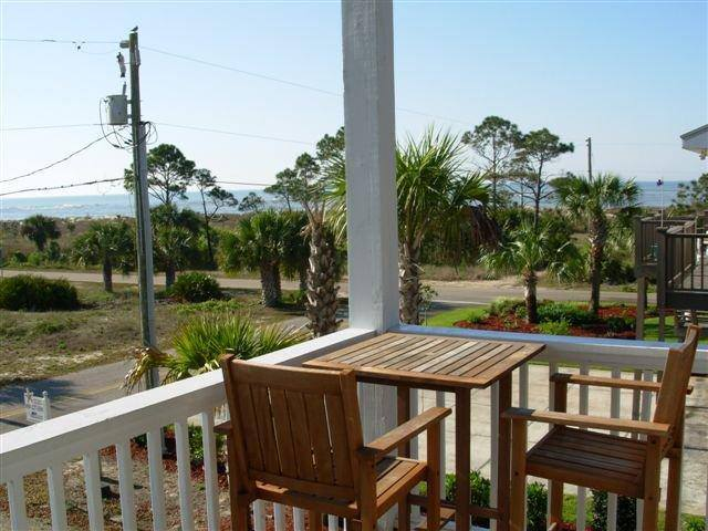 Three Palms- Lower Deck- Gorgeous Views Of Beach at Gulf of Mexico and Beach Path-4