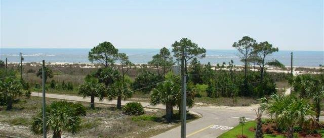 Three Palms-Top Floor Deck View of Beach and Gulf of Mexico