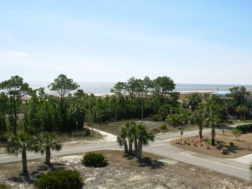 Three Palms View From Decks of Beach and Gulf of Mexico-12