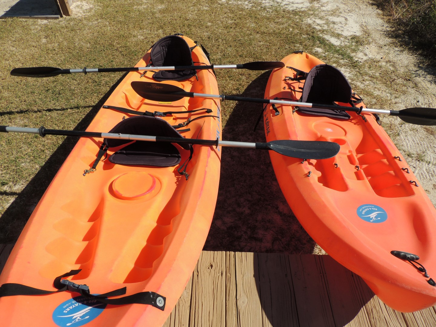 Two Palms Kayaks