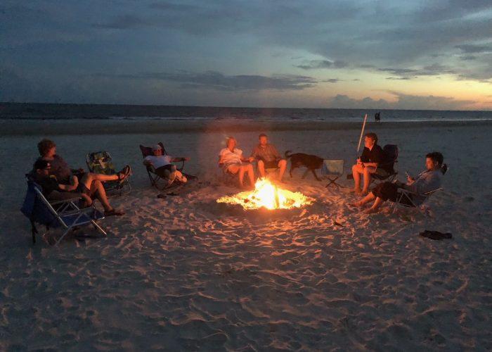 Fun Around the Bonfire